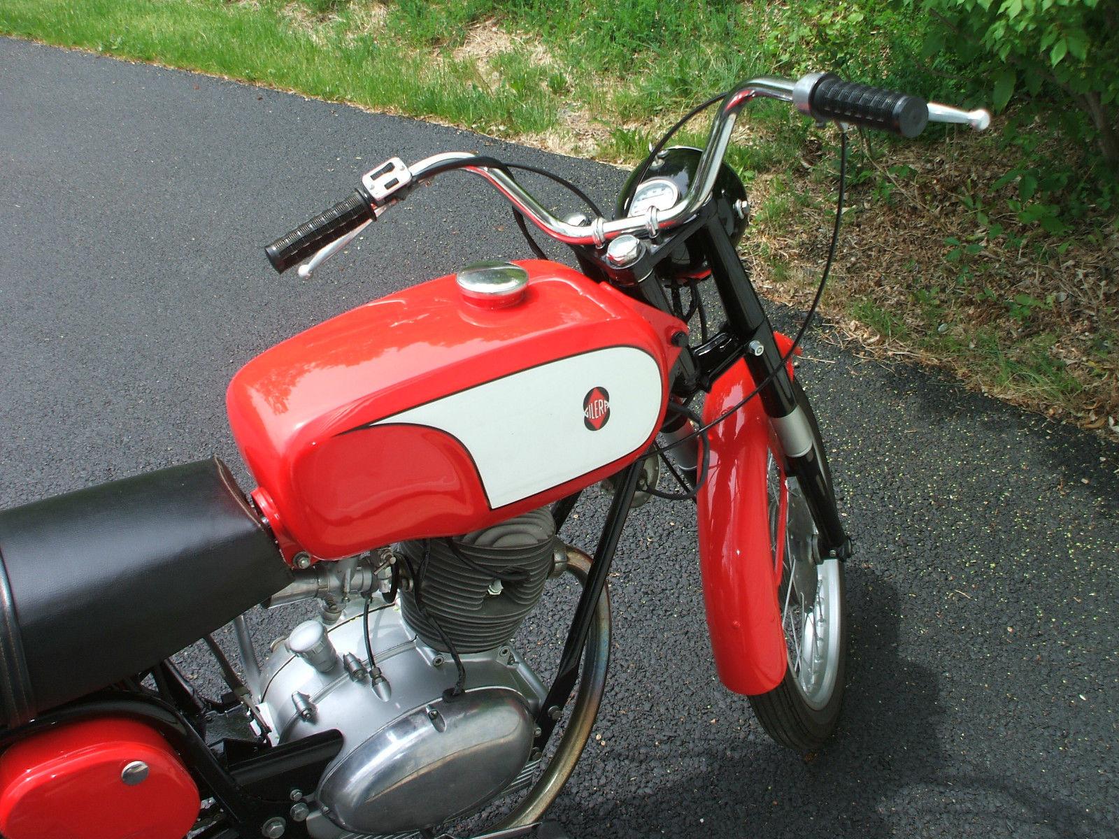 Gilera 124 - 1972