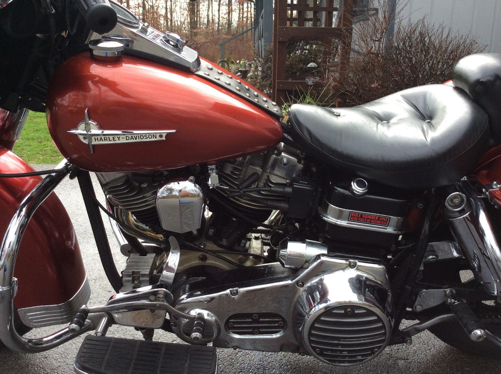 Harley-Davidson Touring - 1973