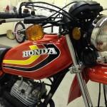 Honda XL250 - 1979