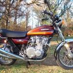 Kawasaki Z1 - 1974