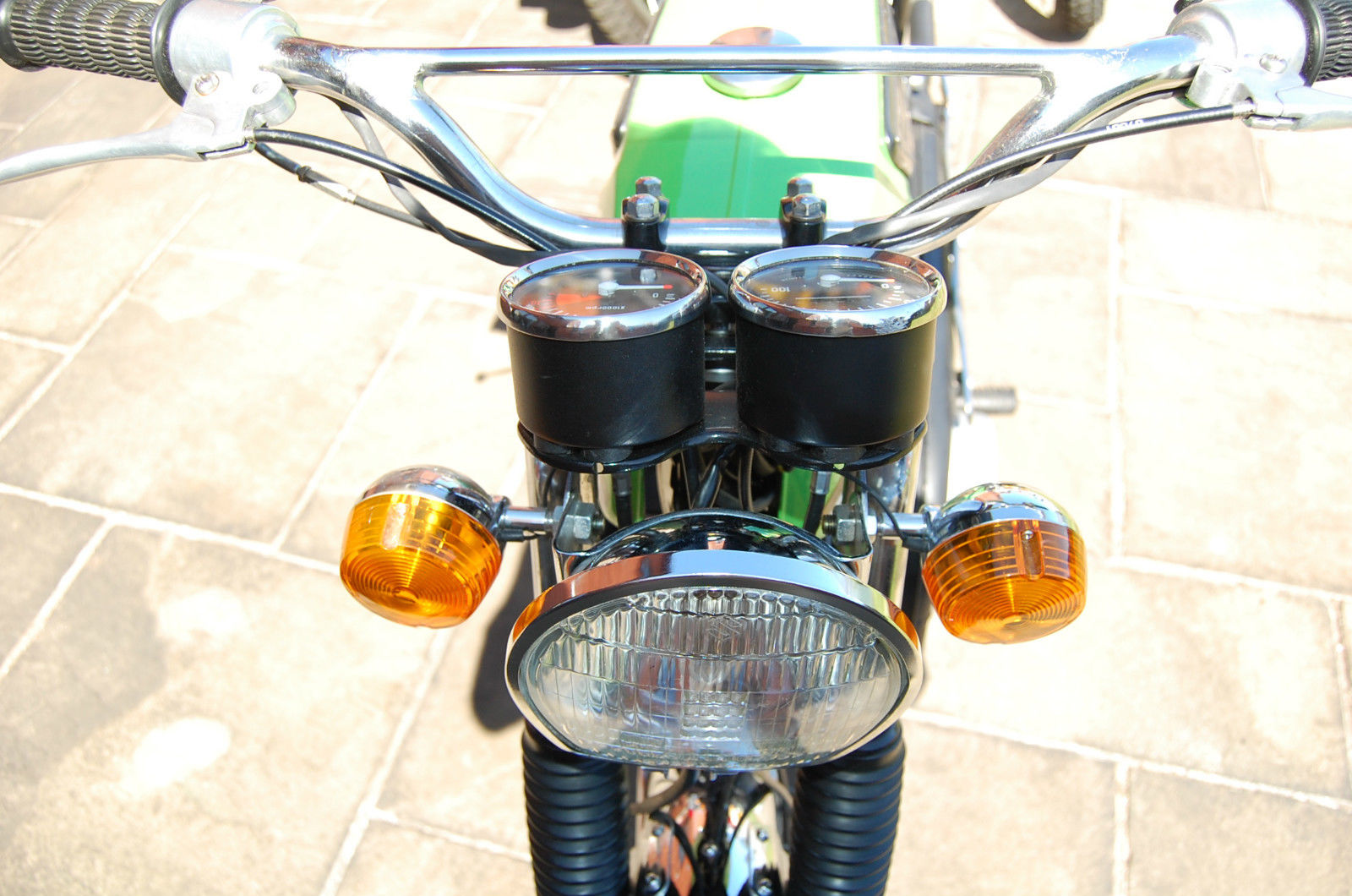 Suzuki T125 Stinger - 1973