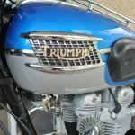 Triumph Bonneville - 1965