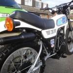 Yamaha DT250MX - 1979