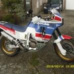 Honda Africa Twin RD03 - 1989