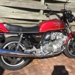 Honda CBX1000 - 1980