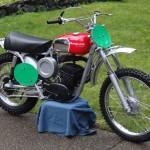 Husqvarna 250 Cross - 1969