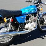 Kawasaki H1-F - 1975