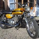 Suzuki TT350 - 1972