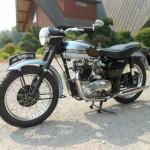 Triumph Bonneville T110 - 1954