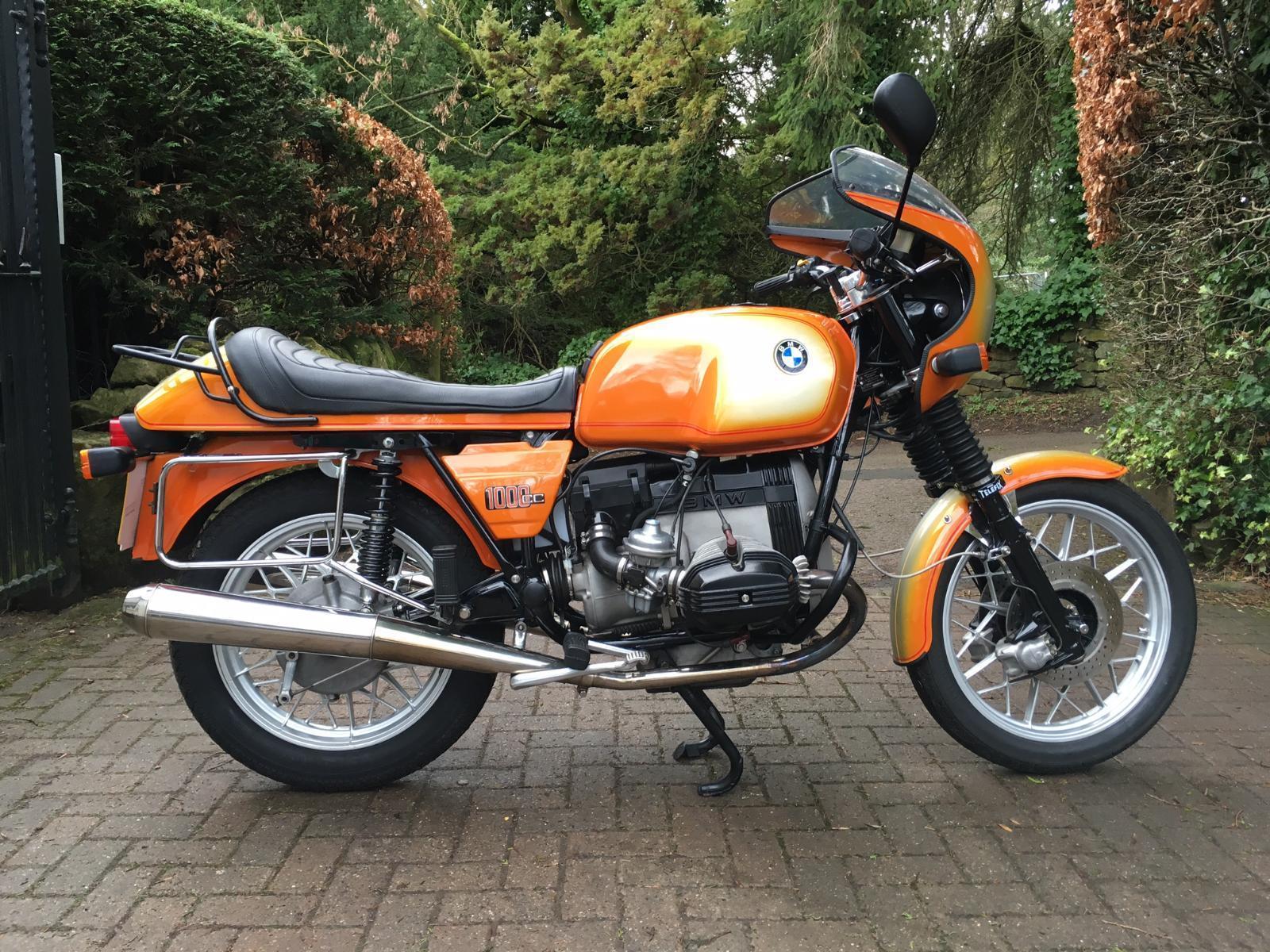 BMW R100/7 - 1978