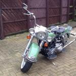 Harley-Davidson FLH Electra Glide - 1973