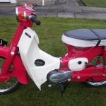 Honda C50 - 1970