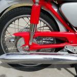 Honda CB77 Superhawk - 1966