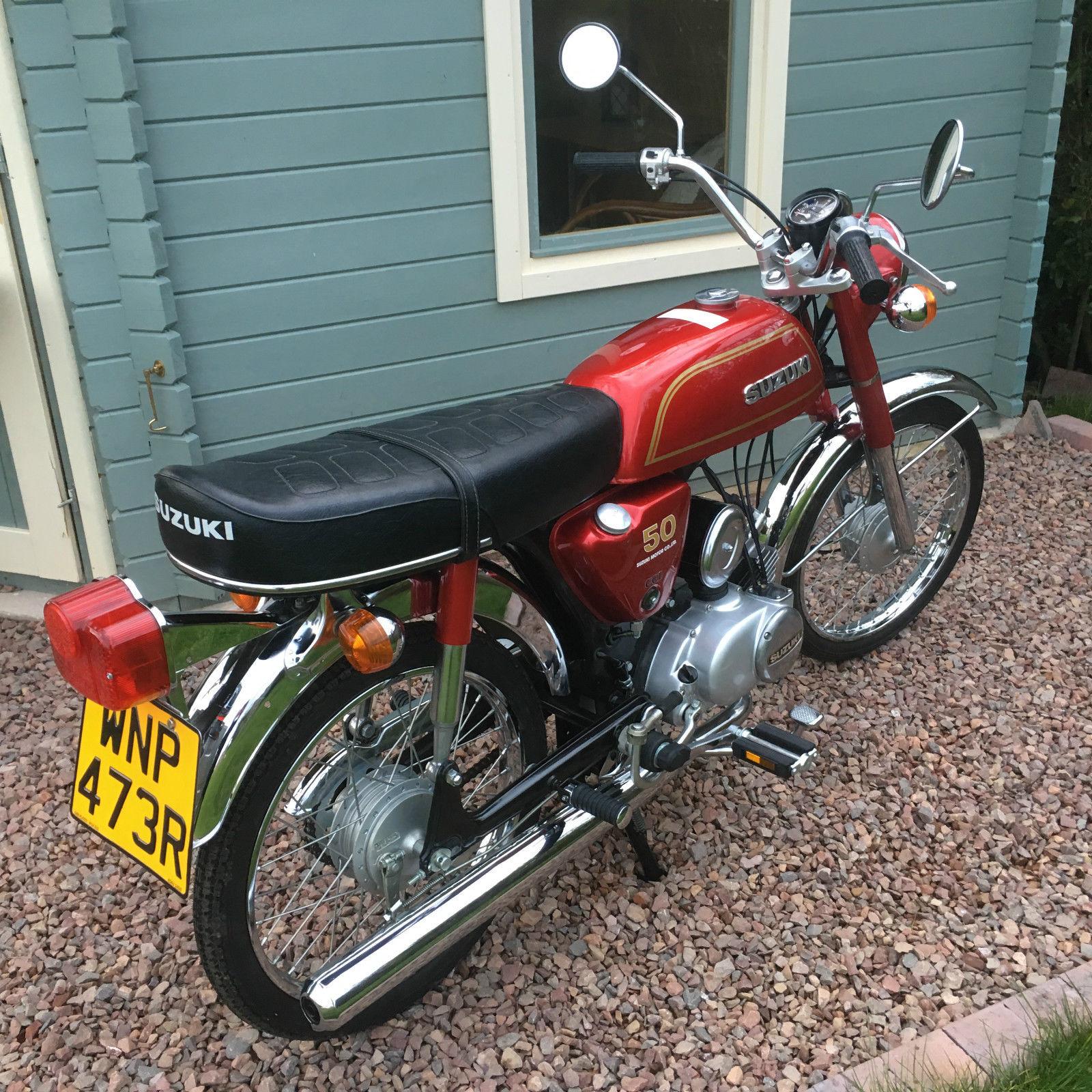 Suzuki AP50 - 1977