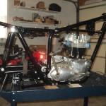 Triumph Bonneville T120R - 1969