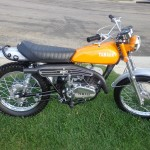 Yamaha DT250 - 1972