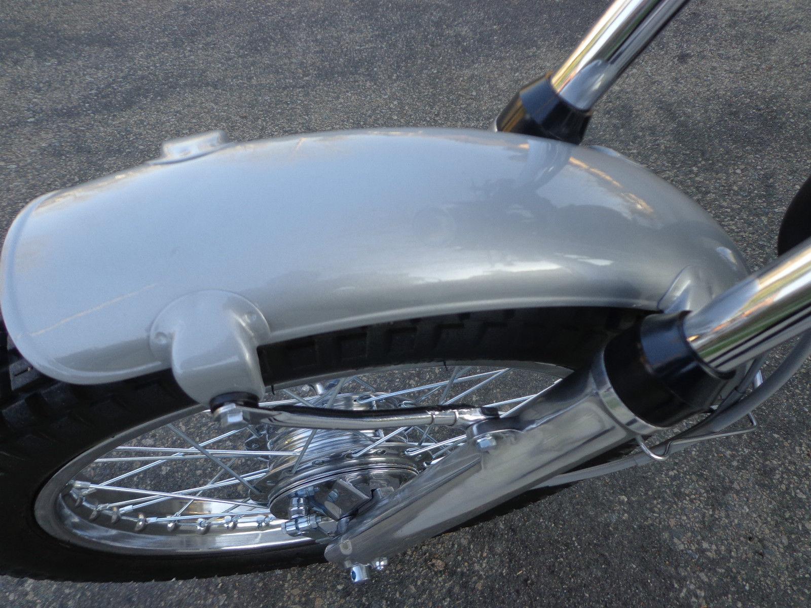 Yamaha CT2 Enduro - 1972