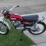 Yamaha CT2 Enduro - 1972