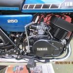 Yamaha RD250 - 1978