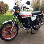 Yamaha RD400F - 1979