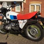 BMW R80GS - 1985
