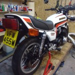 Honda CB900F - 1981