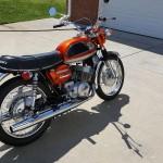 Suzuki Raider - 1968