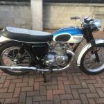 Triumph T100S - 1967