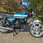 Yamaha RD400C - 1976