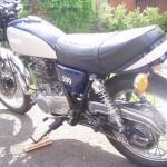 Yamaha SR500 - 1978
