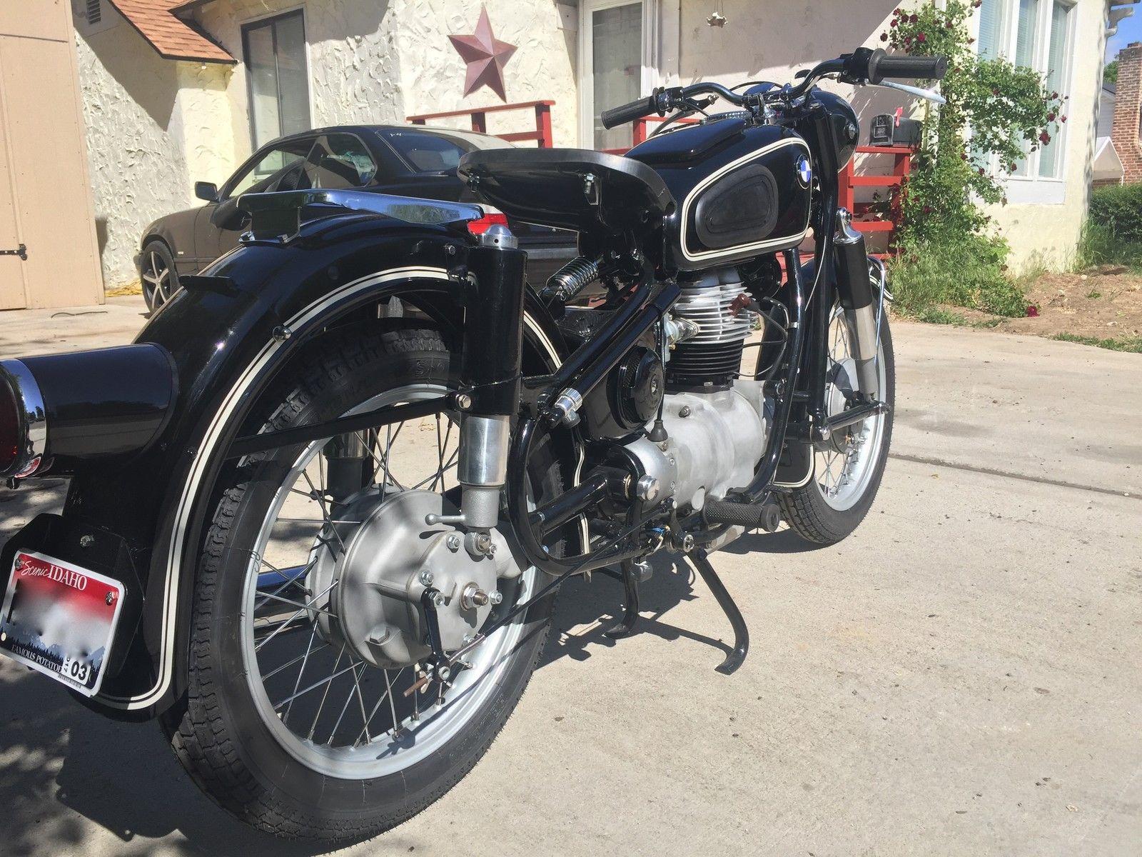 BMW R27 - 1957