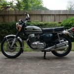 Honda CB750 - 1974