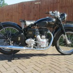 Royal Enfield Model G - 1950