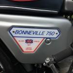 Triumph Bonneville Silver Jubilee - 1977