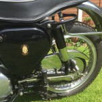 BSA Gold Star - 1956