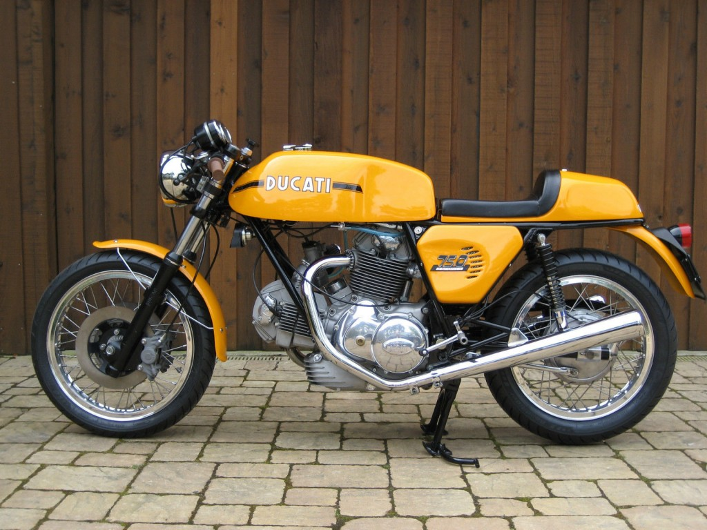 Ducati 750 Sport 1974 Restored Classic Motorcycles At