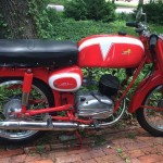 Benelli 125 Cobra - 1966