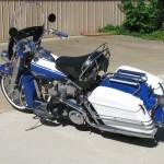 Harley-Davidson FLH - 1963