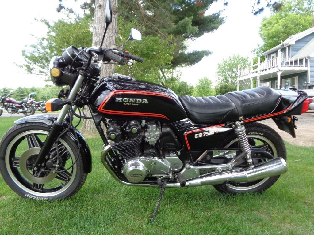 Honda Cb750f 1980 Restored Classic Motorcycles At