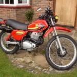 Honda XL500S - 1981