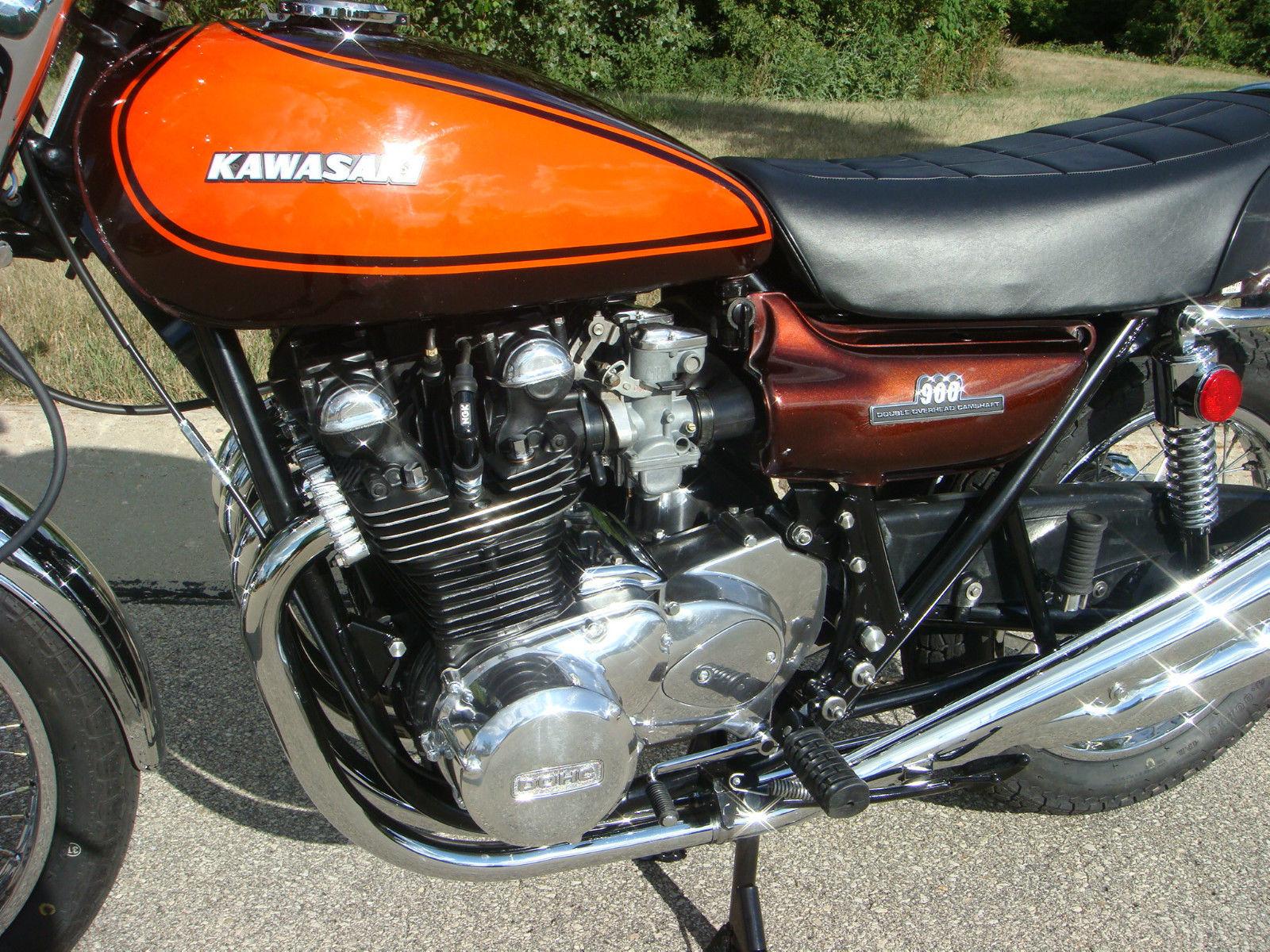 Kawasaki Z1B - 1973