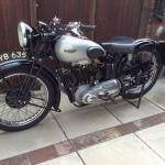 Triumph T70 - 1938