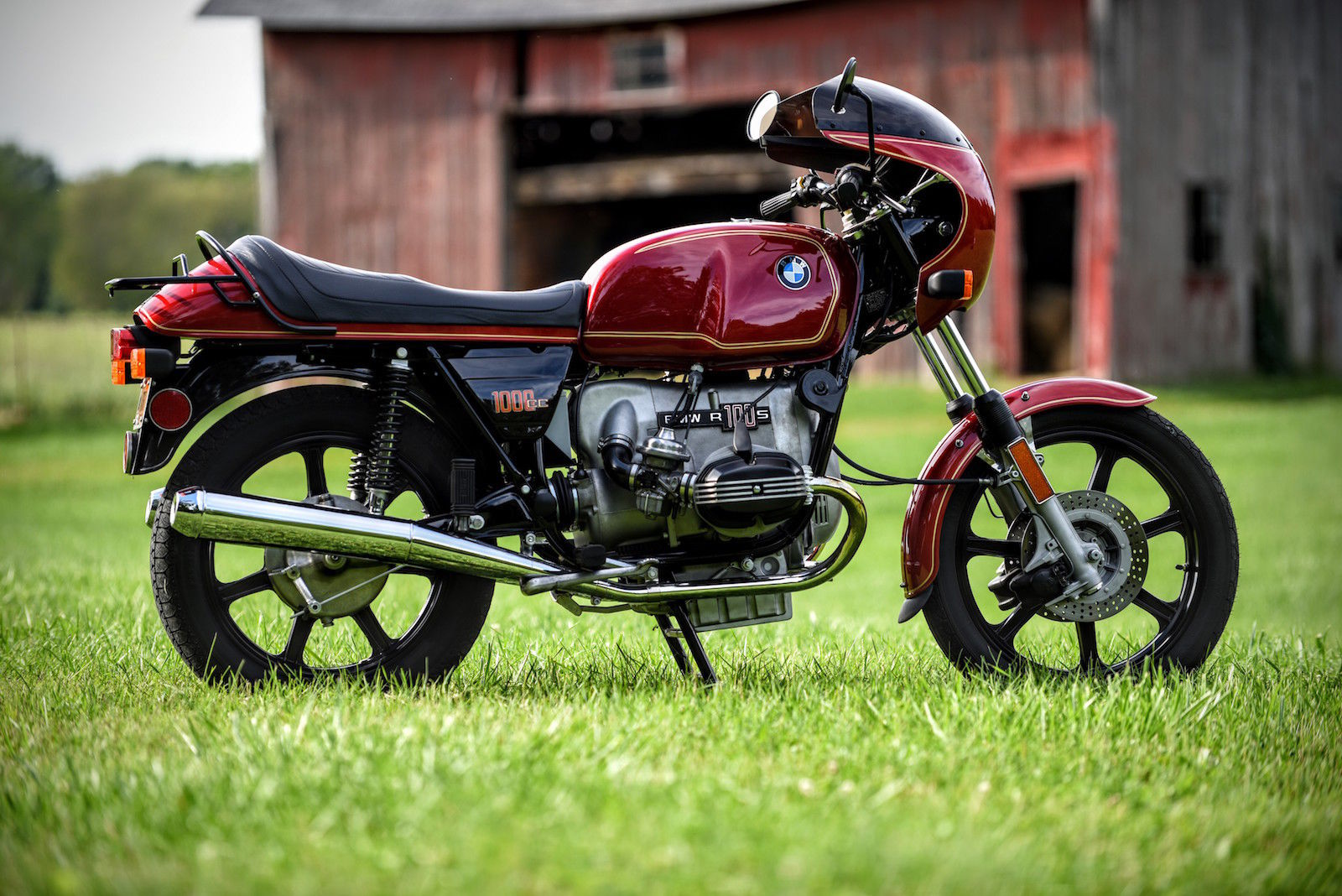 BMW R100S - 1977