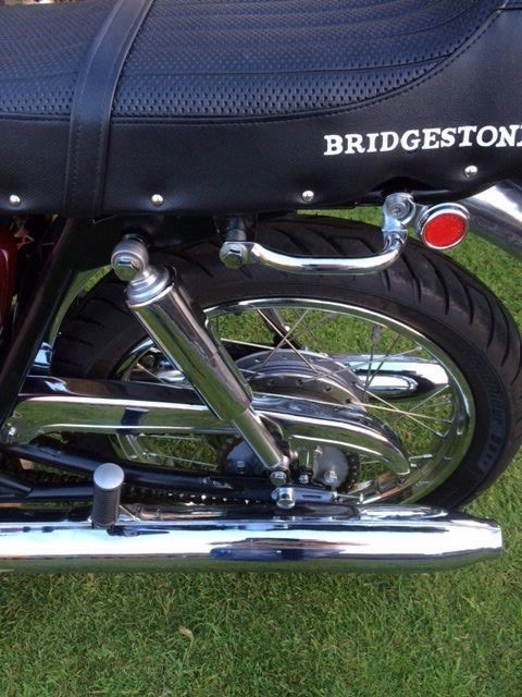 Bridgestone 350 GTR - 1967