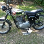 BSA Gold Star - 1959