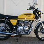Honda CB400F - 1977