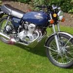 Honda CB400 Four - 1976