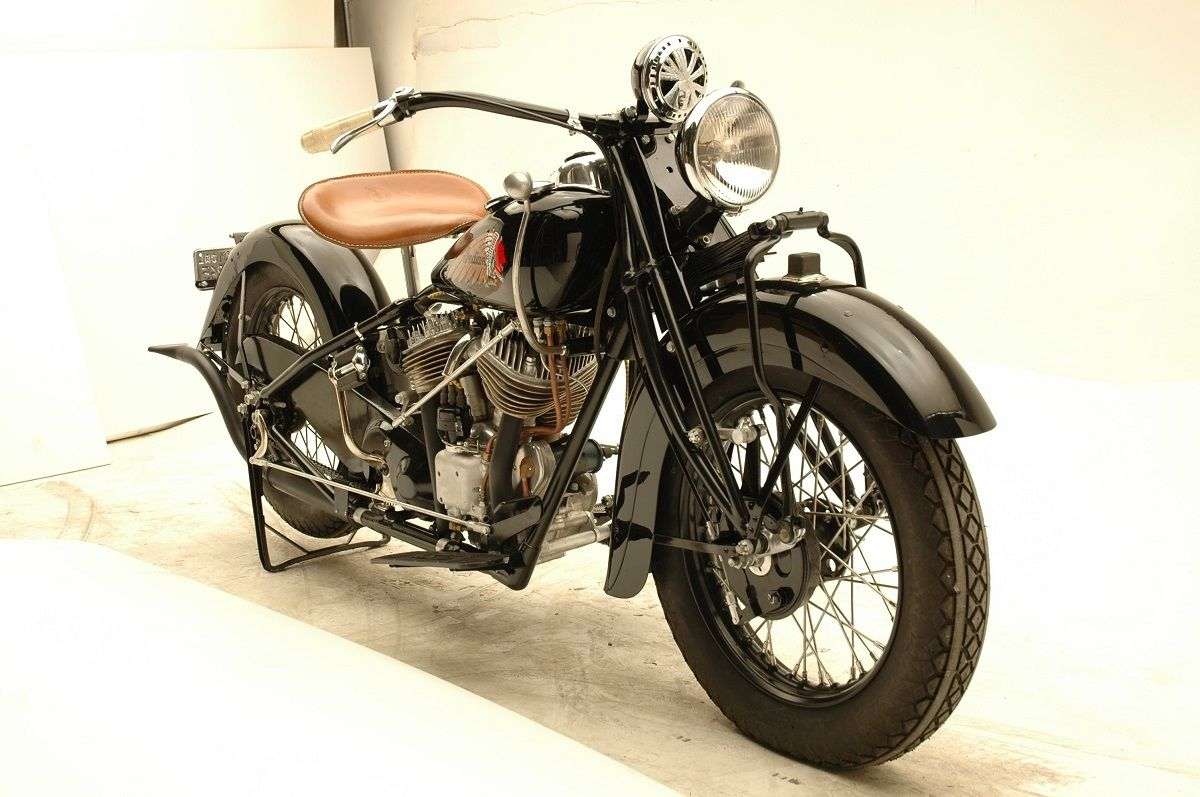 Indian Chief - 1939