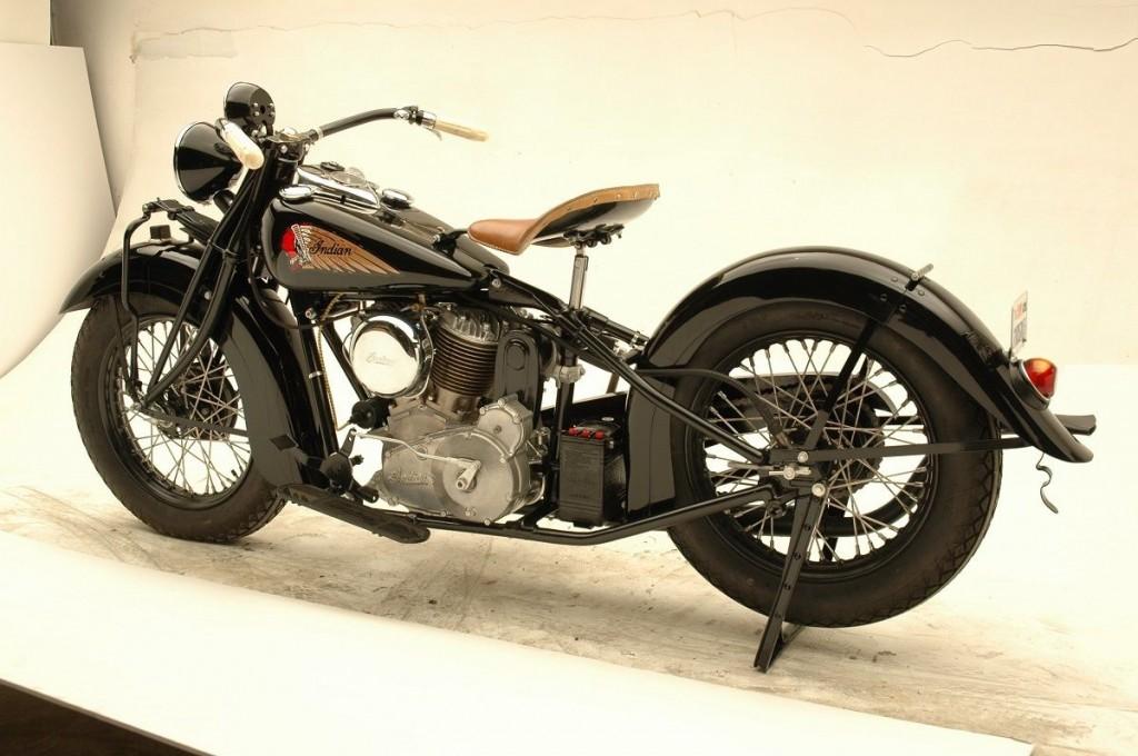 Kawasaki Indian Replica