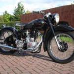 Royal Enfield Model G - 1950